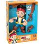 Boneco Jake Piratas Da Terra Do Nunca Disney Original Elka