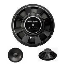 Woffer Audio Sonic15 Pulgadas Ala De Tela 300 Watts 150 Rms