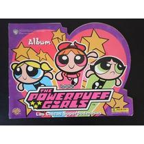 Album Panini The Powerpuff Girls. Chicas Superpoderosas