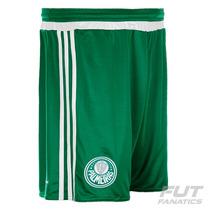 Calção Adidas Palmeiras Ii 2015 - Futfanatics