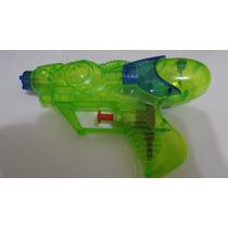 Pistola Transparente De Plástico Lança Água