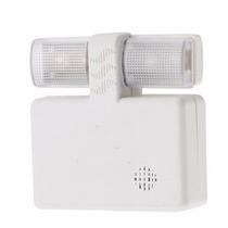 Abajur Tomada 4 Leds Fotocelula Bivolt Sensor De Iluminação