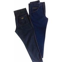Pantalon Blue Jean Industrial Triple Costura Caballero