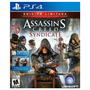 Assassins Creed® Syndicate Edición Gold Para Playstatio