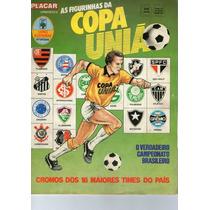 Álbum De Figurinhas Copa União 1987 Digitalizado (pdf)