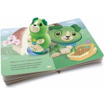 Libro Educativo Leapfrog Leapreader Junior Book Pal, Scout