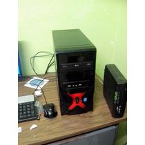 Pc Escritorio Intel Pentium G2030 Mérida 4gb Ram Hd 500gb