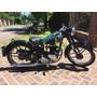 Moto Bsa C11 250cc 1947 De Colección
