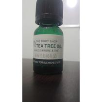 Aceite De Árbol De Té Tea Tree Oil The Body Shop
