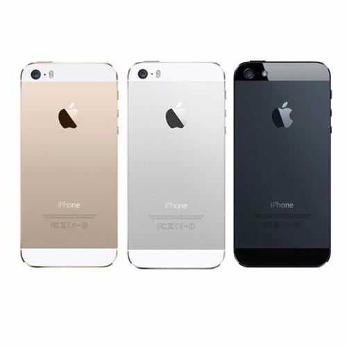 d412ef3ba37 Tapa Trasera Carcaza Apple Iphone 5s Original - Bs. 0,42 en Mercado Libre