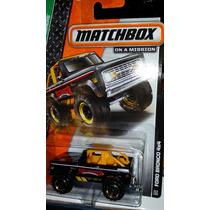 Matchbox Ford Bronco 4x4