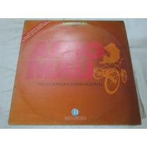 Lp Trilha Novela Anjo Mau Internacional (1976)