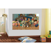 Adesivo Parede Quarto Criança Infantil Desenho Toy Story