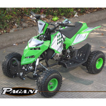 Minicuatriciclo 49cc Pagani Raptor