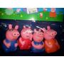 Figuras De Goma Frozen Y Peppa Pig Con Pito Cotillones