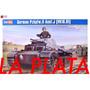 Tanque Militar Alemán Para Armar Maqueta Hobbyboss Esc 1/35