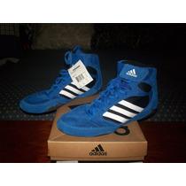 Zapatillas De Lucha Olimpica Adidas Nuevos # 8.5 Mexicano