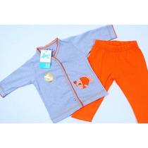 Conjunto Chaqueta Pantalon Bebe (kit 12 Piezas)