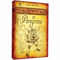 Kit Livros: O Peregrino, Heróis Da Fé E 05 Harpas Cristã