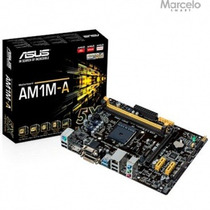 Mb Am1m-a/br Asus 2 Slots Memória Ram 10/100/1000mbps