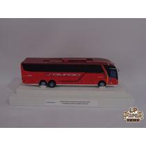 Miniatura Ônibus Viação Sampaio Marcopolo G7 1200