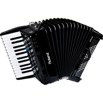 Acordeon Roland Fr 1 X Bk V-accordion