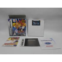 Juego Gameboy Advance Yu-gi-oh Worldwide Con Caja Y Manual