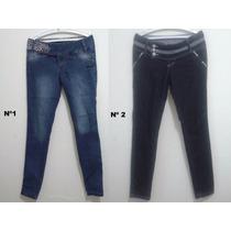 Calças Jeans Feminina Nº 42 E 44