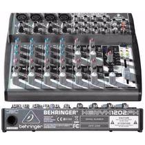 Mesa De Som Behringer Xenyx Qx1202 110v C Fonte