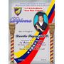 Impresión Y Elaboración De Diplomas Sexto Grado, Preescolar