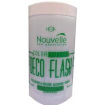 Decolorante Italiano Nouvelle Deco Flash 500 Gramos