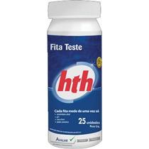 Fita Teste Hth C/25un