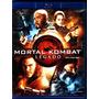 Bluray Mortal Kombat Legado/orig/ D U B L A D O /perf Estad