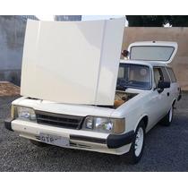 Caravan Ambulância - 4.1 - Ano 89 - Original De Fábrica