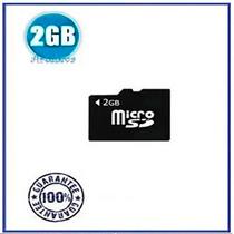 Memoria Micro Sd 2 Gb Granel Celulares Camaras Tablet Remate