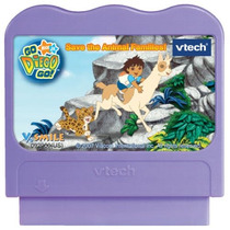 V Tech - V.smile - Go Diego Go