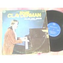 Disco Lp De Acetato Richard Clayderman, Balada Para Adelina
