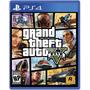 Grand Theft Auto V Ps4 Original Sellado Fisico Gta 5 - Ttg