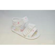 Sandalia Tela No Caminante Bebe Nena