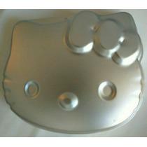 Molde Para Torta De Aluminio Kitty 22x25cm Chocolate Flan