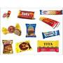 Kits De Plantillas Para Diseñar Candy Bars Completos