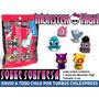 20 Mascotas Monster High Sobre Sorpresa Cumpleaños