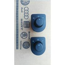 Boton Lunas Retrovisores Jetta A4 Clasico Beetle Polo Vw