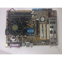 Placa Mãe A8v-x Athlon 64 3200+ Socket 939 1gb Ddr1 Espelho