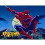 Homem Aranha Serie Animada Completa+espetacular+ultimate