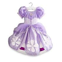 Vestido Princesa Sofia Original Da Loja Disney P/entrega