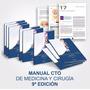 Manual (libros) Medicina Y Cirugía Cto 9a Edic