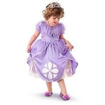Princesa Sofia En Disfraz De Ensueño