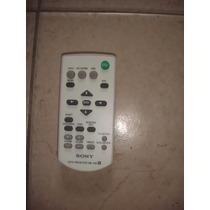 Control Remoto Para Proyector Sony Rm-pj6 Dx120