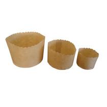 Forma Para Panetone - Pacote Com 10 Un. - 100g / 250g / 500g